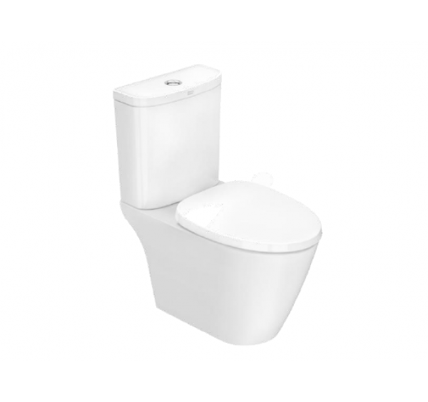 American Standard CL24075 Compact Codie Close Coupled Water Closet