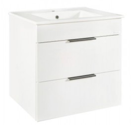 Johnson Suisse Parma 600 Furniture Drawer Set - White