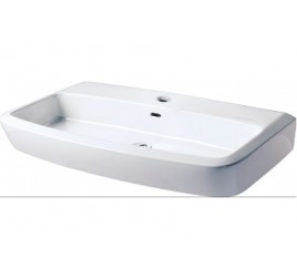 Johnson Suisse Lucca 650 Wall Hung / Table Top Basin