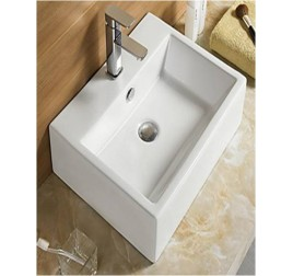 EA 1002101 Table Top / Wall Hung Basin
