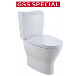 Johnson Suisse Ibiza Close Coupled WC