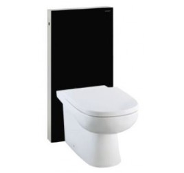 Geberit Monolith Puro With Johnson Suisse Modena WC