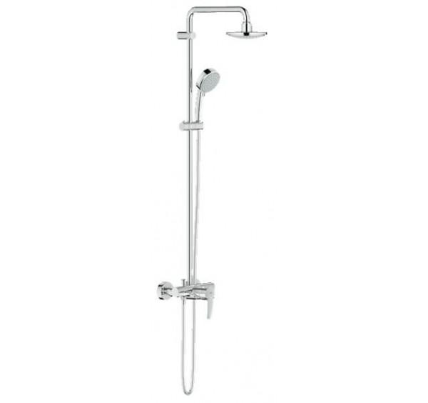 grohe 26224000 ntempcosmo 160 shower system. Black Bedroom Furniture Sets. Home Design Ideas