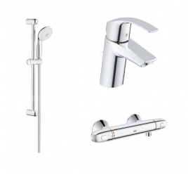 Grohe Grohtherm 1000 Bundle Shower Set