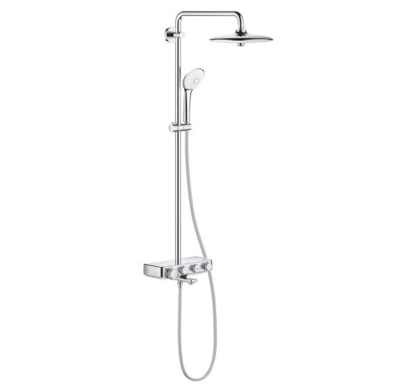 Grohe 26608000 Euphoria Smartcontrol 260 Shower System