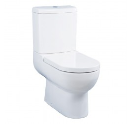 Johnson Suisse Ancona Close Coupled WC