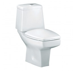Johnson Suisse Monte Carlo Close Coupled WC