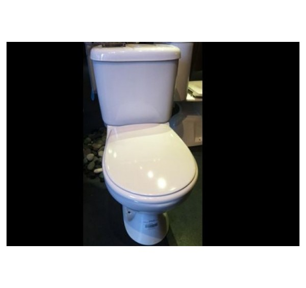Johnson Suisse Verona Close Coupled WC