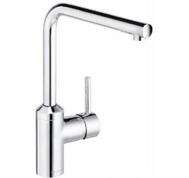 Kludi L Line Kitchen Sink Mixer