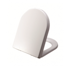MAE B6076N + P2 UF Toilet Seat with Cover