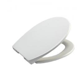 MAE B6103U + K2 Oval Shape UF Toilet Seat Cover