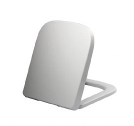 MAE B6107U + K2 UF Toilet Seat with Cover