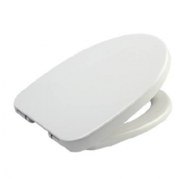 MAE B6108U + K2 UF Toilet Seat with Cover