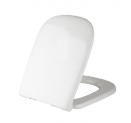 MAE B6200 + P2 UF Toilet Seat with Cover