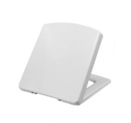 MAE B6201U UF Toilet Seat with Cover