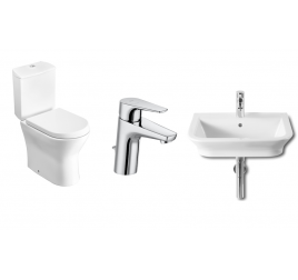 Roca WC & Basin Bundle
