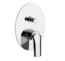Webert Aria Conceal Bath Mixer