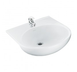 Johnson Suisse Arosa Semi Recessed Basin