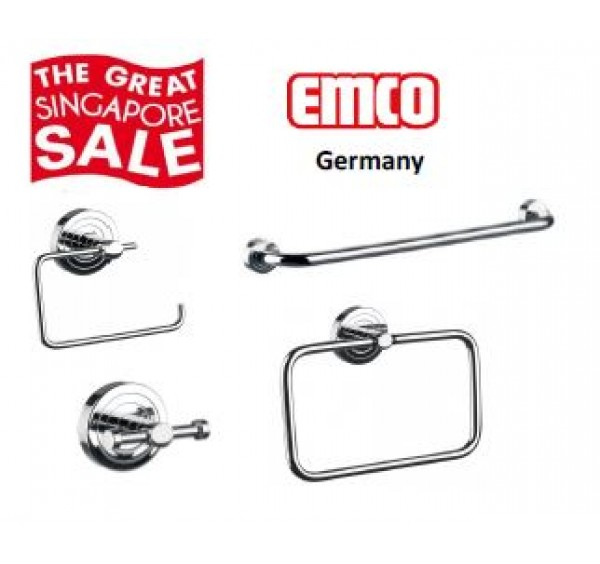 Emco 4 in 1 Accessories